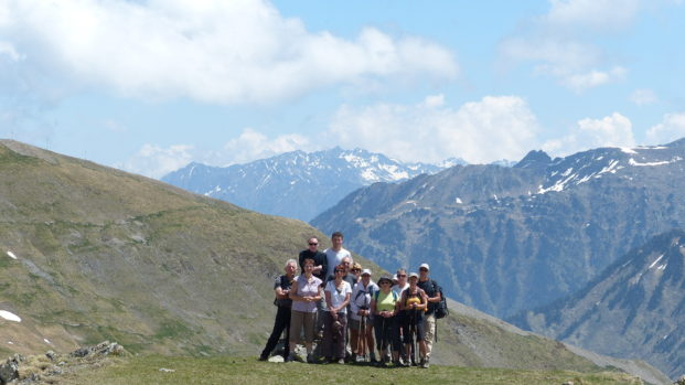 05 06 16 Col D Il 233 Ou Section Randonnees Asptt Mont De Marsan